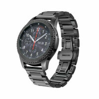 For Samsung Gear S3 Classic Frontier 46mm Stainless Steel Watch Band Bracelet US