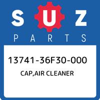 13741-36F30-000 Suzuki Cap,air cleaner 1374136F30000, New Genuine OEM Part