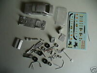 Ford Escort Mk2 rally cars 1/43rd scale whitemetal kit by K & R Replicas