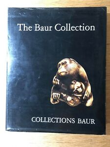 The Baur Collection: Netsuke (Selected Pieces)
