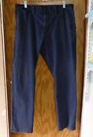 Nike SB (Skateboarding) Obsidian Navy Chino Men's Pants Waist 34