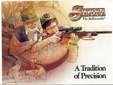 Sierra Bullets Brochure - 1990