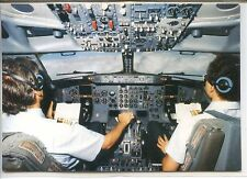 CP Aviation - Sabena - The cockpit of an Boeing 737-300