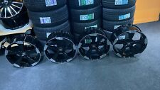 "Ex Display 19"" 2020 Audi RS3 Style Alloy Wheels 8.5Jx19 ET45 Audi A3 A4 +more"