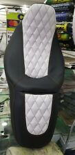 Harley Street Glide / Road Glide Cross Stitch Seat Cover 2008-19 Models