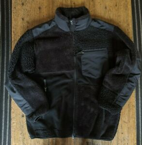 Uniqlo x Engineered Garments Fleece Jacket Black M