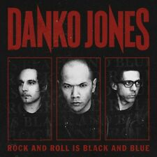 Danko Jones - Rock And Roll Is Black And Blue (CD - Standard Jewelcase Edition)