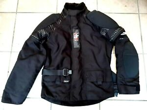 Rukka GORE-TEX RVP AIR system Motorcycle jacket with soft shoulder/elbow armour