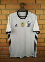 Germany Jersey 2016 2017 Home MEDIUM Shirt Soccer Football AI5014 Adidas Trikot