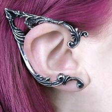 Earring Boucle d'oreille Unique Alchemy Gothic Arboreus Elfic Elfique Gothique