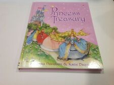 Princess Treasury by Susanna Davidson and Katie Daynes (2006, Hardcover)