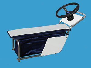 Schlauchbootsitz Lenkung Steuerstand Schlauchboot Jockeysitz