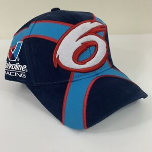 New! Vintage 1999 Chase Authentics Mark Martin Valvoline Roush Racing Hat Cap