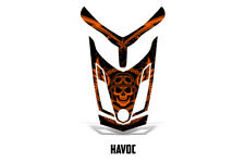 Ski-Doo Rev XR Hood Decal Graphic Kit Sled Snowmobile Sticker Wrap 2013+ HAVOC O