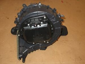 New OEM 2014 Nissan Infiniti JX60 HVAC Blower Motor Assembly & Actuator heater