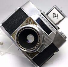 Rare - Agfa Ambiflex 35mm Film SLR Camera w/ Color-Solinar 50mm F2.8 Lens *Read
