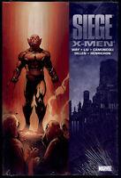 Siege: X-Men Hardcover HC New Graphic Novel Marvel Comics