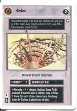 Star Wars CCG Second Anthology White Border Preview Sarlacc