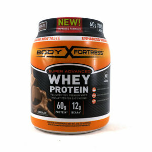 Body Fortress Super Advanced Whey Protein Powder Cookies & Cream 60g, Exp: 10/21