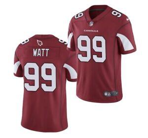 JJ Watt Nike NFL On-Field XL Red Jersey Cardinals NEW UNOPENED NWT XL