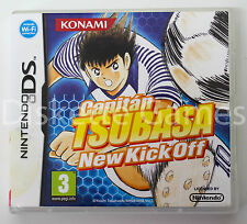 CAPITAN TSUBASA NEW KICK OFF - NINTENDO DS - PAL ESPAÑA - CAPTAIN OLIVER Y BENJI