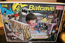 MEGO RETRO BATCAVE WGSH NEW MIMSB LIMITED 1000 PIECES