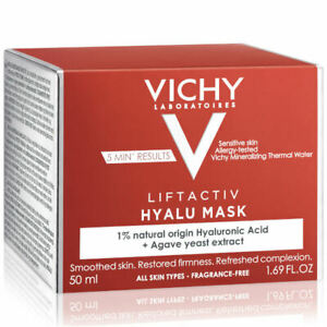 VICHY LIFTACTIV HYALU MASK #50 ML #NEW