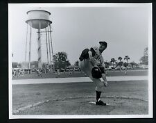 Warren Spahn Press Wire Photo Donald Wingfield The Sporting News New York Mets