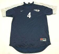 Nike Tempe Buffaloes Soccer Jersey Size Medium M Blue Dry Fit Shirt Short Sleeve
