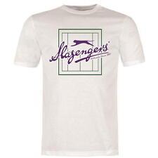 Slazenger tenis t-shirt caballeros-Talla M-color slazengers