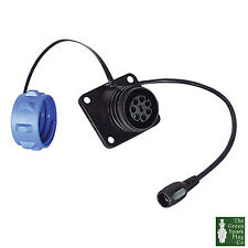 Durite - Closed Circuit Television H/D Retractable Cable Trailer Socket - 0-775-