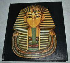 = Tutanchamun - Hamburg Museum f. Kunst u. Gewerbe 15.Mai - 19.Juli 1981 - Buch
