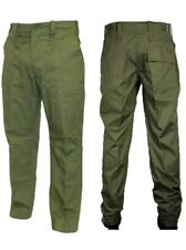 Men's lightweight Forces Combat Trousers_British Army Surplus Grade 1_GOOD COND