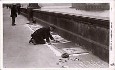 London Life. A Pavement Artist # A 21 by Tuck.