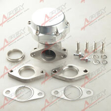 38mm 14PSI External Turbo Wastegate For Turbocharged Style Ultra-Gate Silver