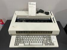 Ibm Wheelwriter 3000 By Lexmark Electronic Typewriter Machine Type 6784 004