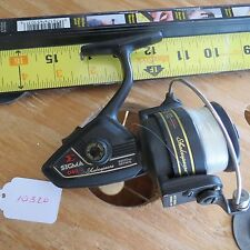 Shakespeare Sigma 040 fishing reel made in Japan (Lot#10320)