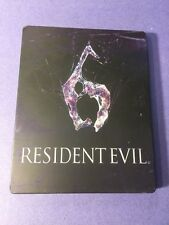 Resident Evil 6 *Limited Steelbook Edition* (PS3) USED