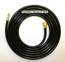 SINGLE PIECE REINFORCED PVC POWER CABLE FOR WP18  25ft