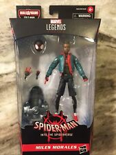 Marvel Legends MILES MORALES Spider-Man Into The Spider-verse IN HAND 6?
