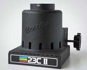 Beseler Lamp Housing Assembly for 23C 23C II Darkroom Enlarger