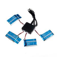 4in1 Ladegerät für Hubsan X4 Q4 H107L H107C H107D WLtoys JJCR UDI Syma X5C