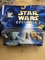 Star Wars Micro Machines Episode I Collection II Galoob / Tomy Original 1998 NIB