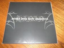 "SHINING ""Within Deep Dark Chambers"" LP mayhem ofermod lifelover"