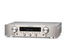 NR1200 Stereo-Receiver in Silber-Gold oder Schwarz