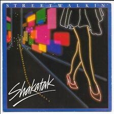 """Shakatak-Streetwalkin' - vinilo De 7"""" - Reino Unido Posp 452 Polydor - 1982"""