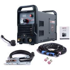 Cut 50 50 Amp Air Plasma Cutter 110v Amp 230v Dual Voltage Cutting Machine New