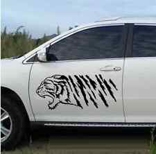 2 x Tiger lang Aufkleber jdm tuning Decal Sticker Decals 41 cm lang