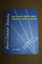 Original Basic Combat Training - Armor Yearbook from Fort Knox Kentucky, 1956 d.