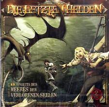 Die letzten Helden - 5 - Jenseits des Meeres der verlorenen Seelen - Hörspiel-CD